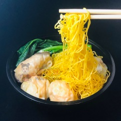 Duck Egg Noodles